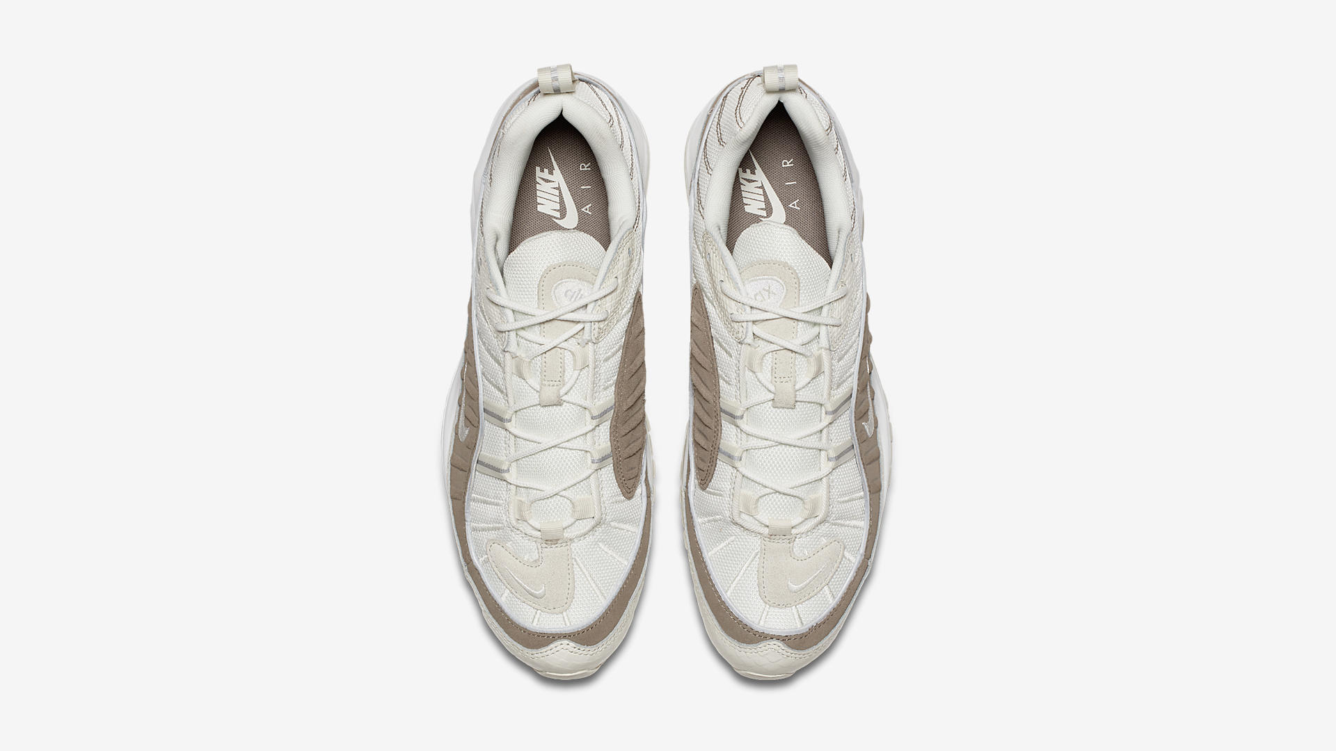 AO9380 100 Nike Air Max 98 Sail Cream 3