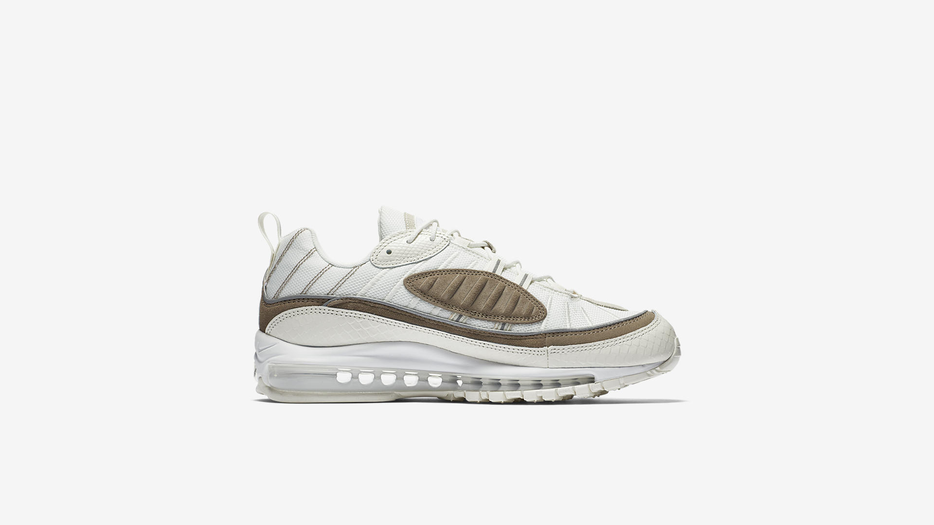 AO9380 100 Nike Air Max 98 Sail Cream 4