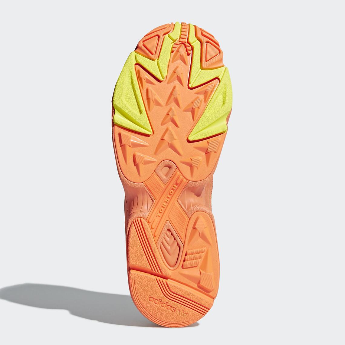 B37613 adidas Yung 1 Hi Res Orange 5