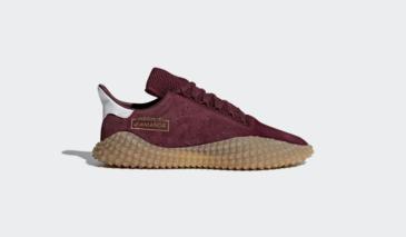 adidas Kamanda – Burgundy
