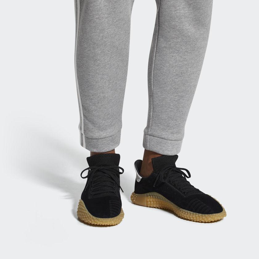 CQ2220 adidas Kamanda Black 1
