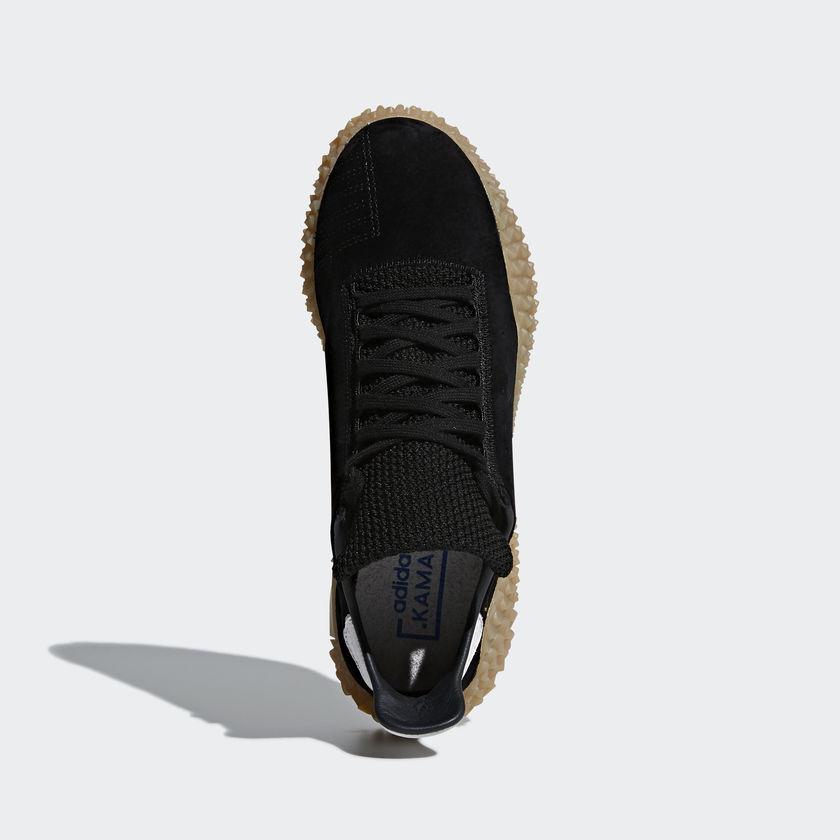 CQ2220 adidas Kamanda Black 2