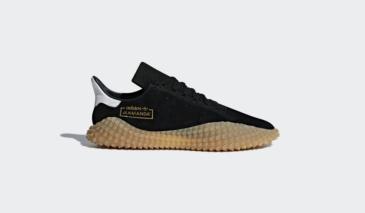 adidas Kamanda – Black