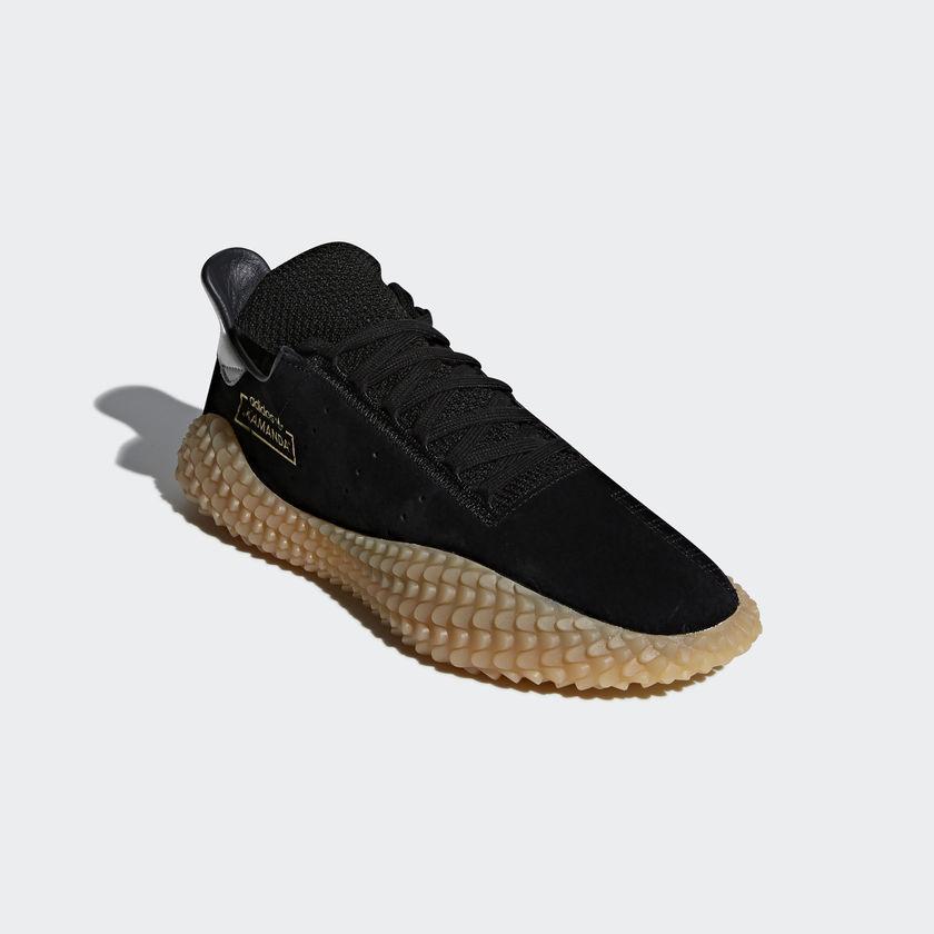 CQ2220 adidas Kamanda Black 4