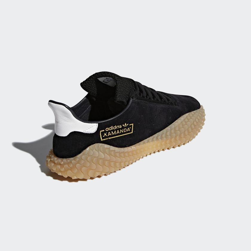 CQ2220 adidas Kamanda Black 5