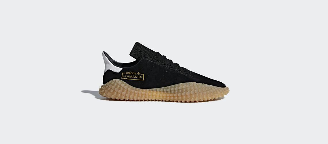 CQ2220 adidas Kamanda Black
