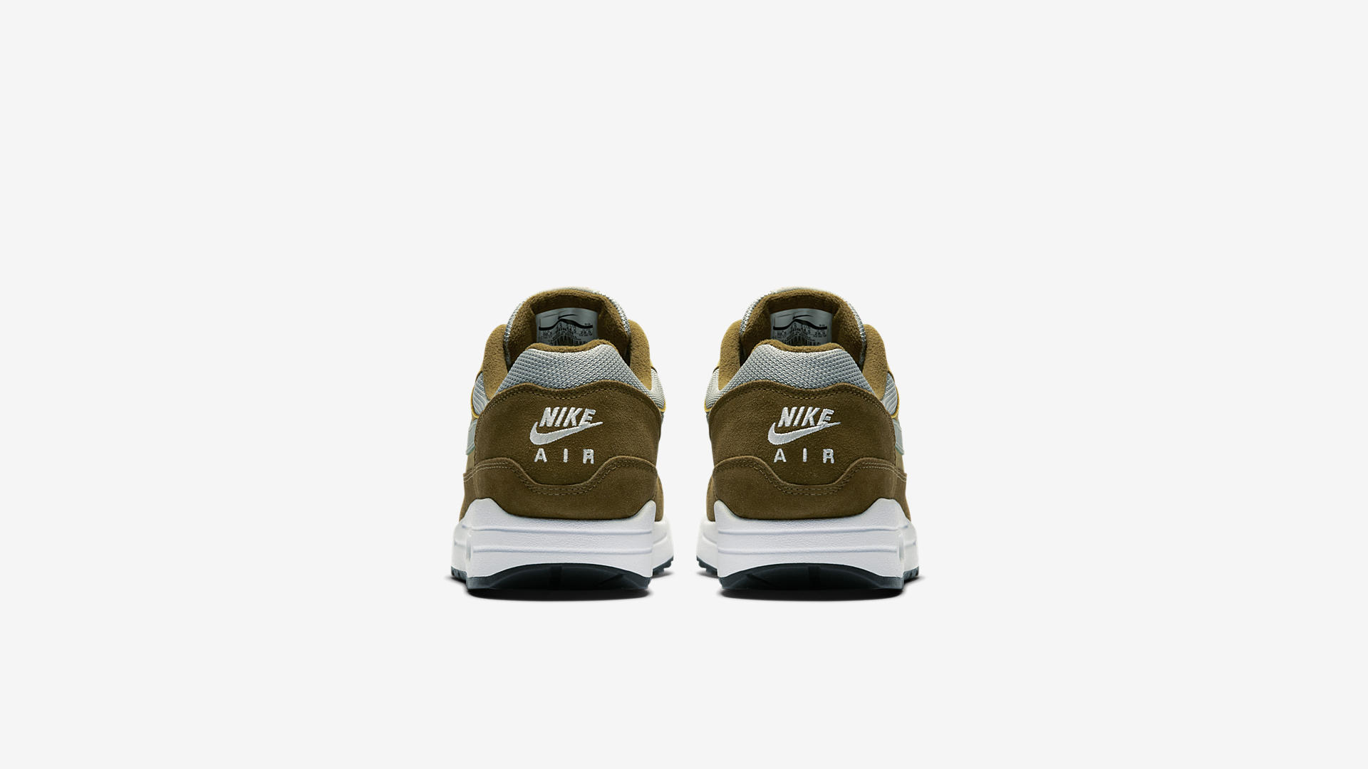 908366 300 Nike Air Max 1 Green Curry 1