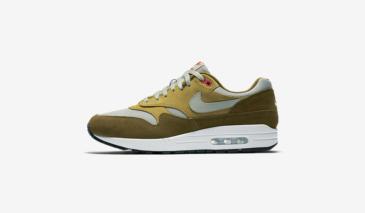 Nike Air Max 1 – Green Curry