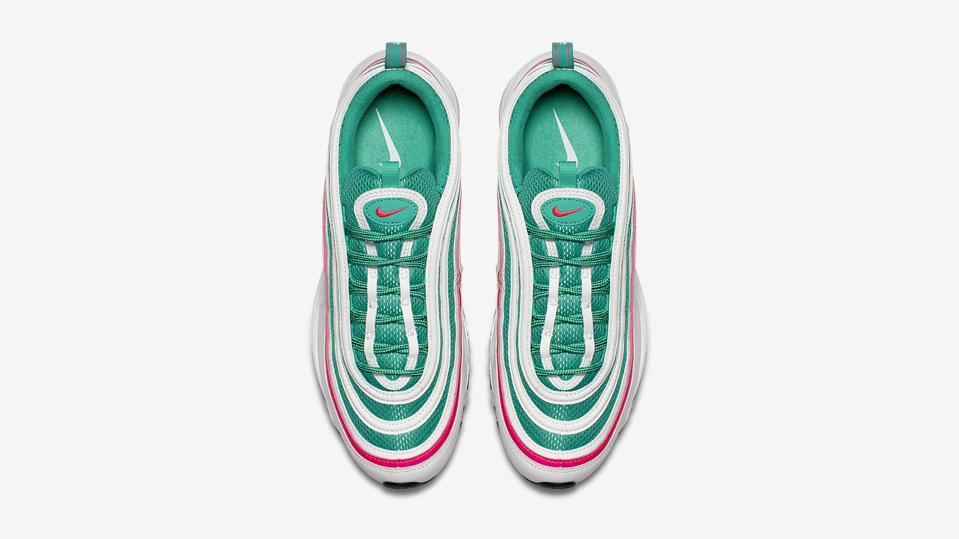 921826 102 Nike Air Max 97 Watermelon 3