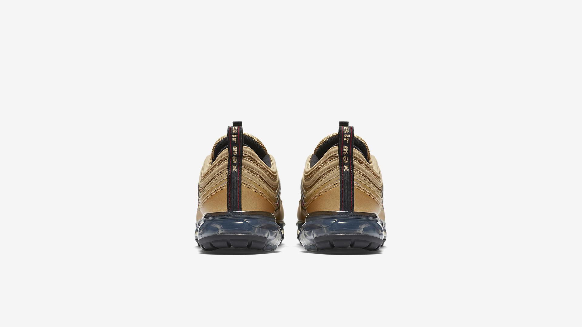 AJ7291 700 Nike Air Vapormax 97 Gold 2