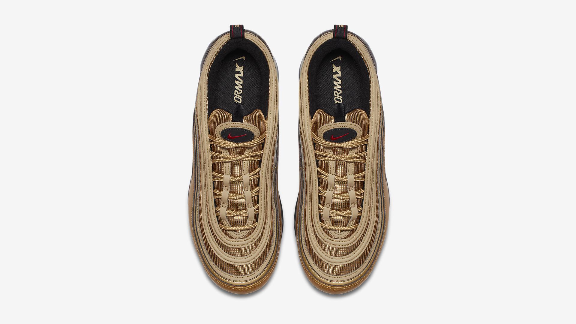 AJ7291 700 Nike Air Vapormax 97 Gold 3