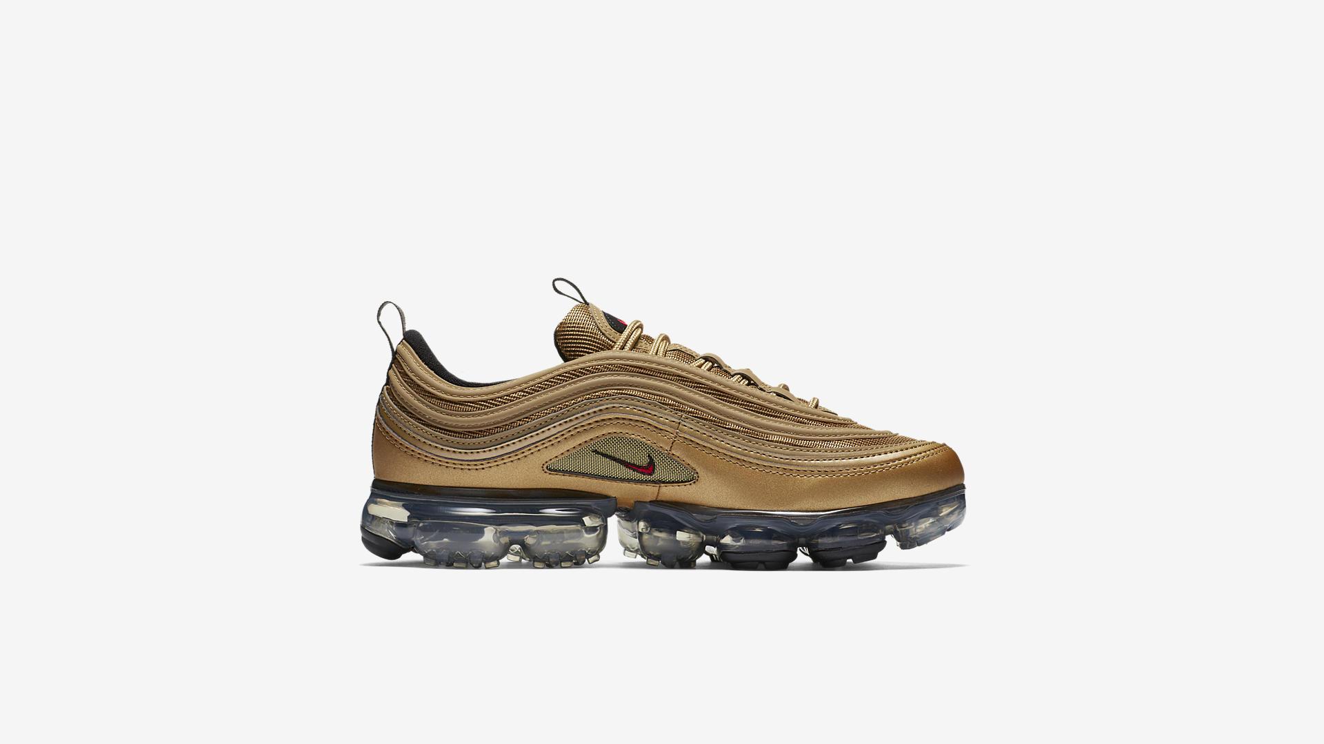 AJ7291 700 Nike Air Vapormax 97 Gold 4