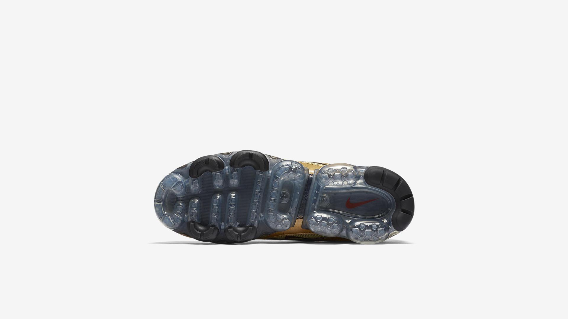 AJ7291 700 Nike Air Vapormax 97 Gold 5