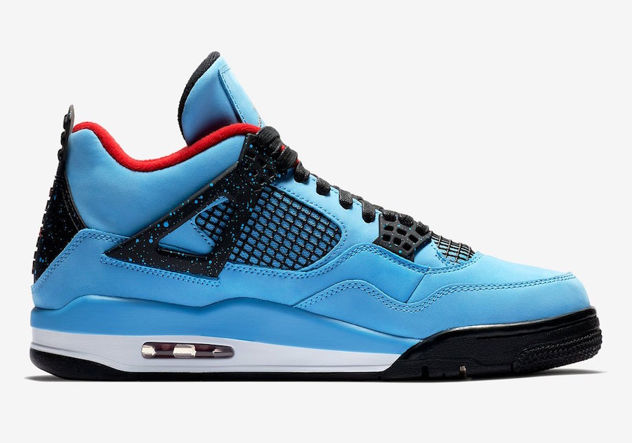 308497 406 Travis Scott x Air Jordan IV Houston Oilers 2