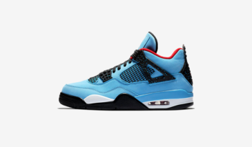 Travis Scott x Air Jordan IV – Houston Oilers
