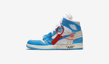 Off-White x Air Jordan 1 – Blue
