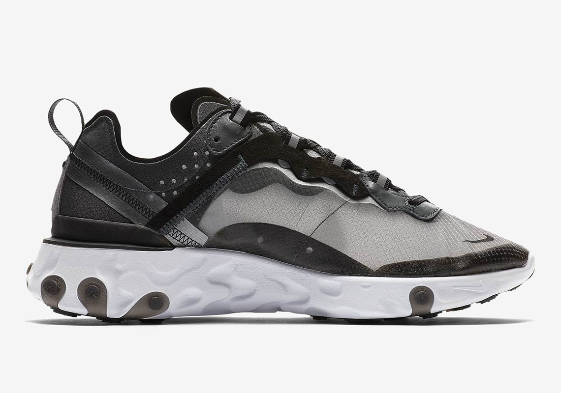 AQ1090 001 Nike React Element 87 Anthracite 1