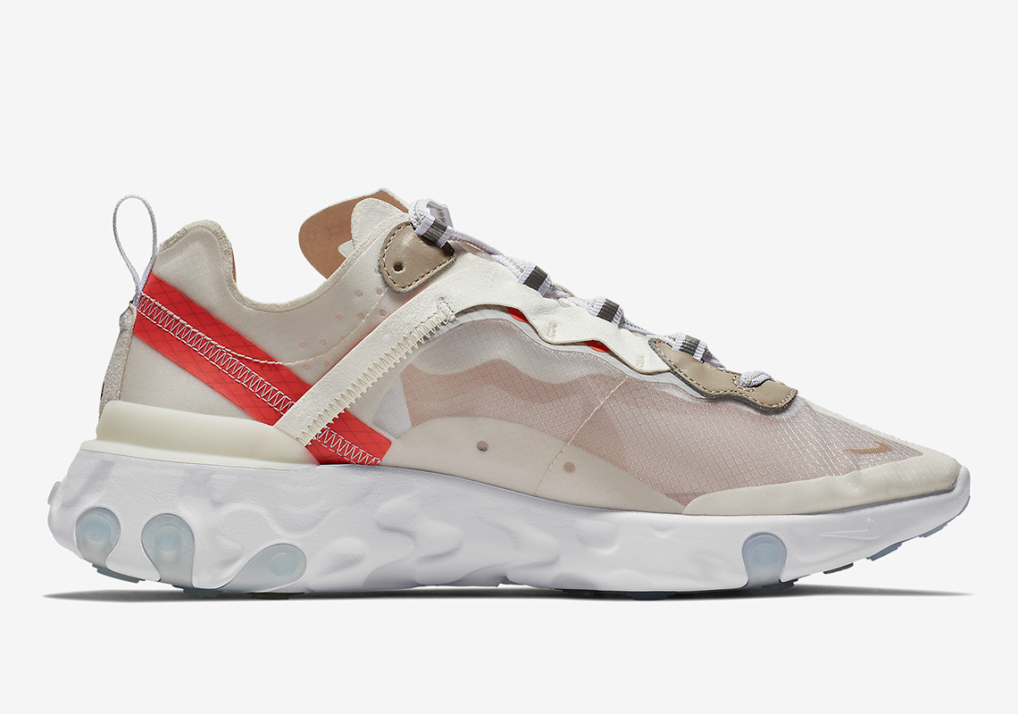 AQ1090 100 Nike React Element 87 Sail 2