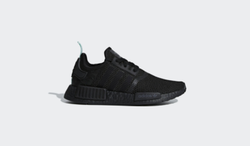 adidas NMD_R1 – Black / Mint