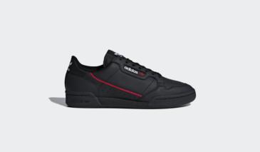 adidas Continental 80 – Black