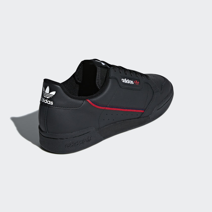 B41672 adidas Continental 80 Black 4