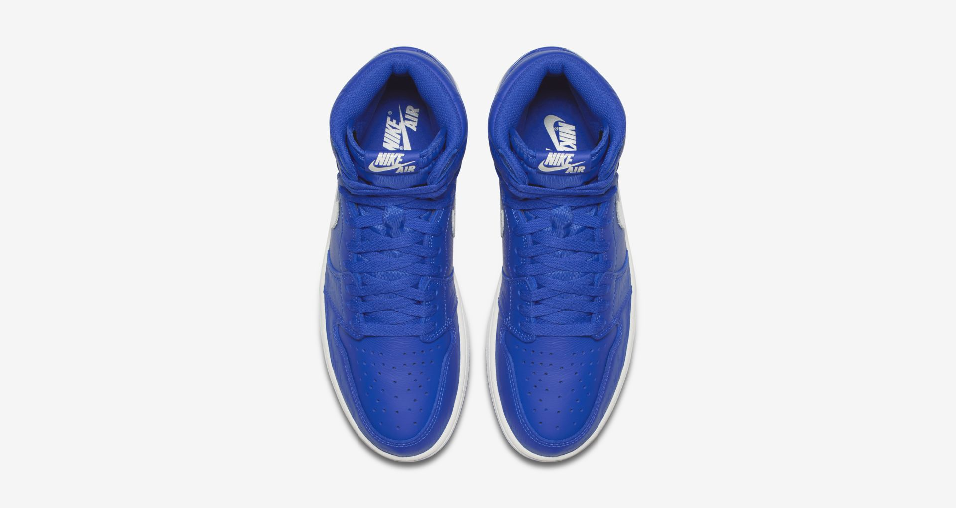 555088 401 Air Jordan 1 Hyper Royal 3