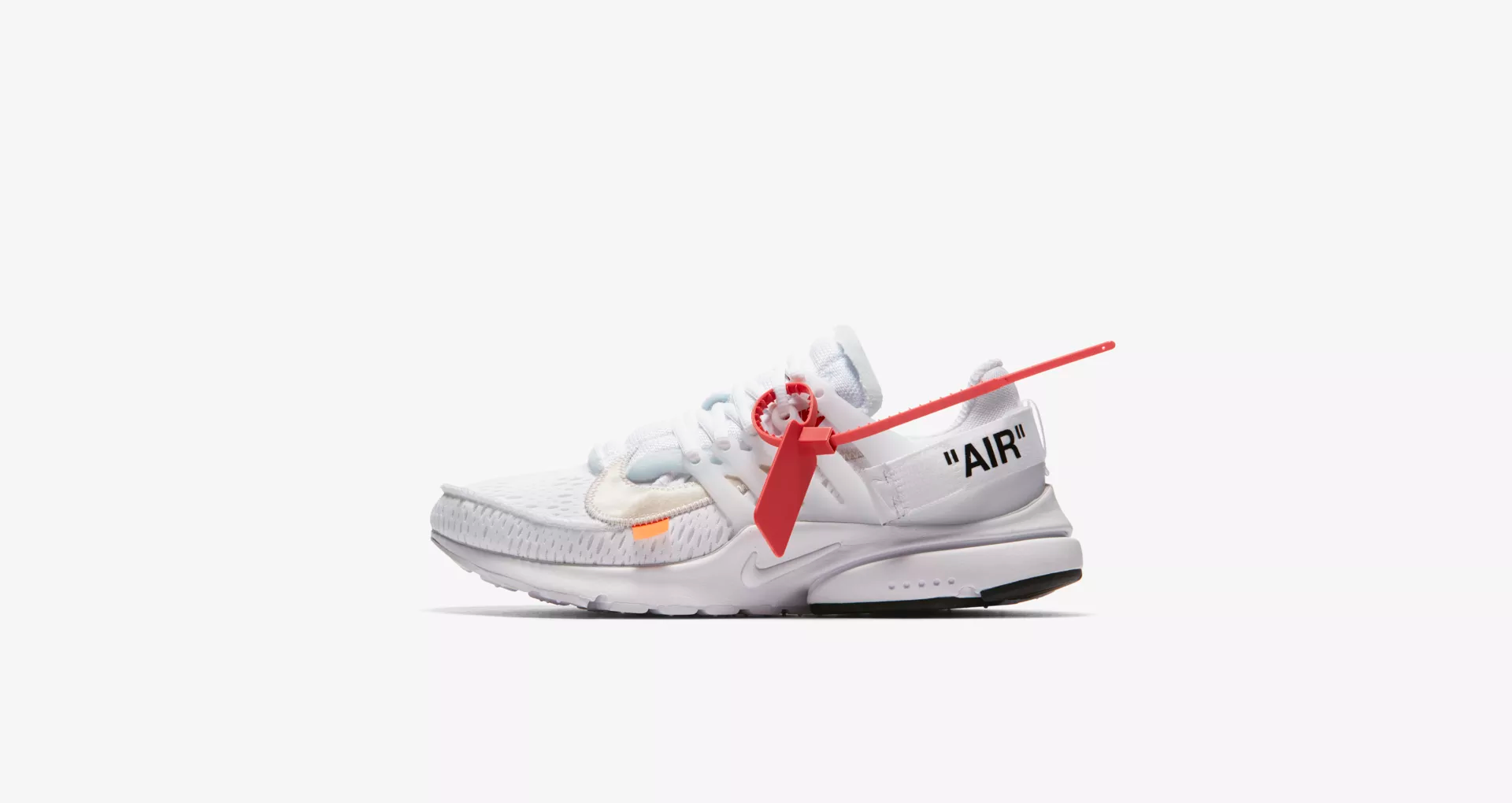 AA3830 100 OFF WHITE x Nike Air Presto White 1