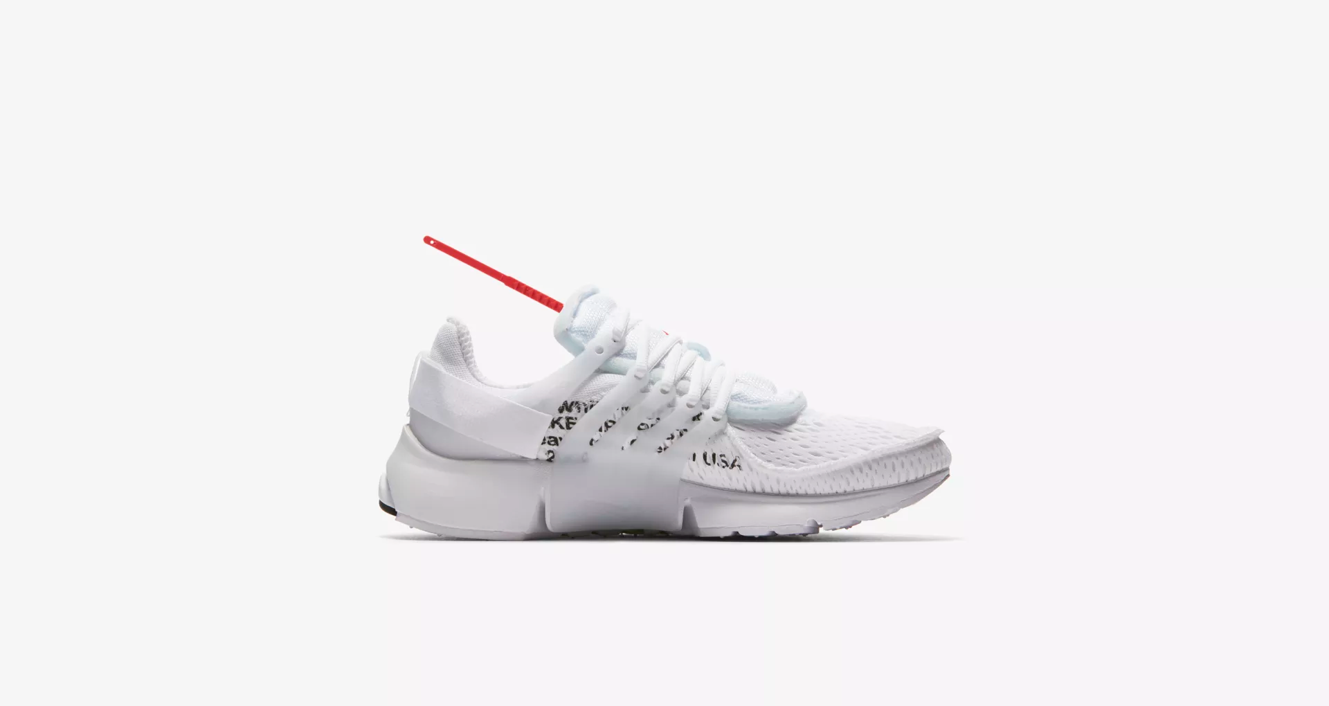 AA3830 100 OFF WHITE x Nike Air Presto White 3