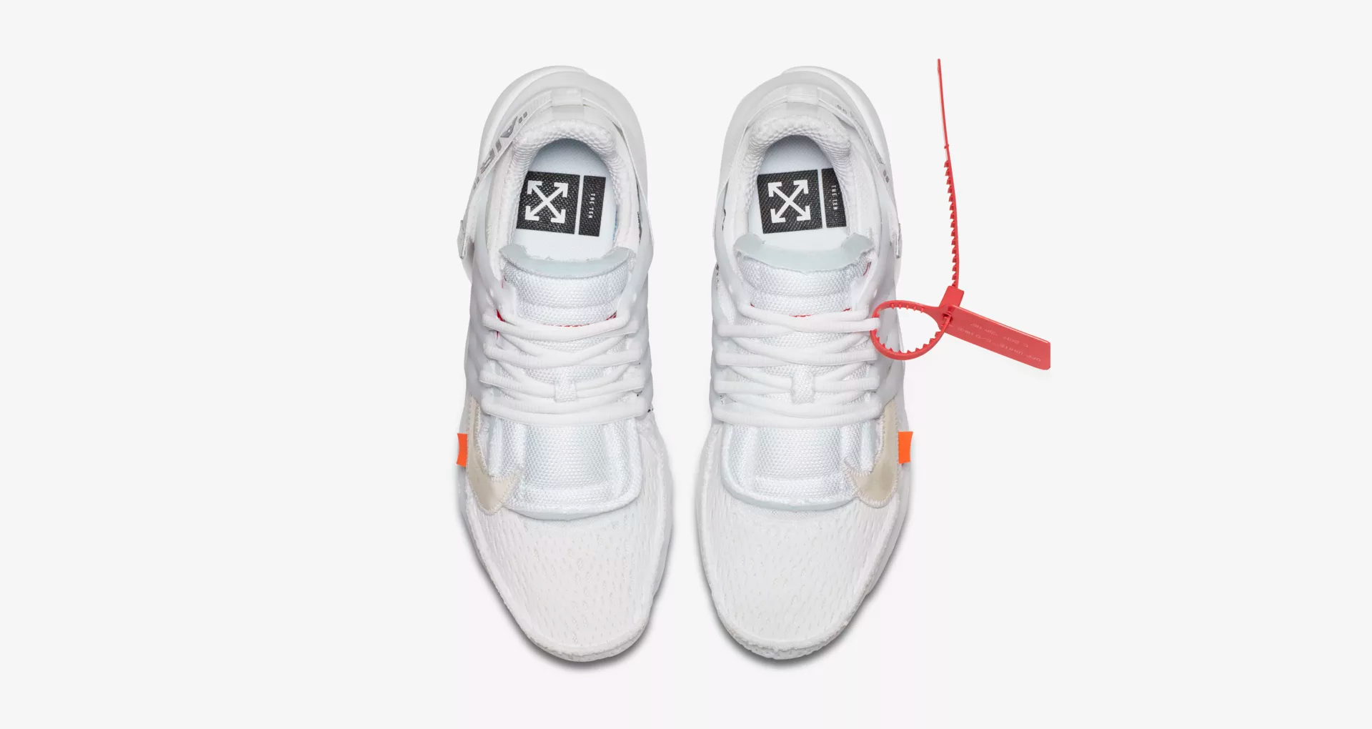 AA3830 100 OFF WHITE x Nike Air Presto White 4