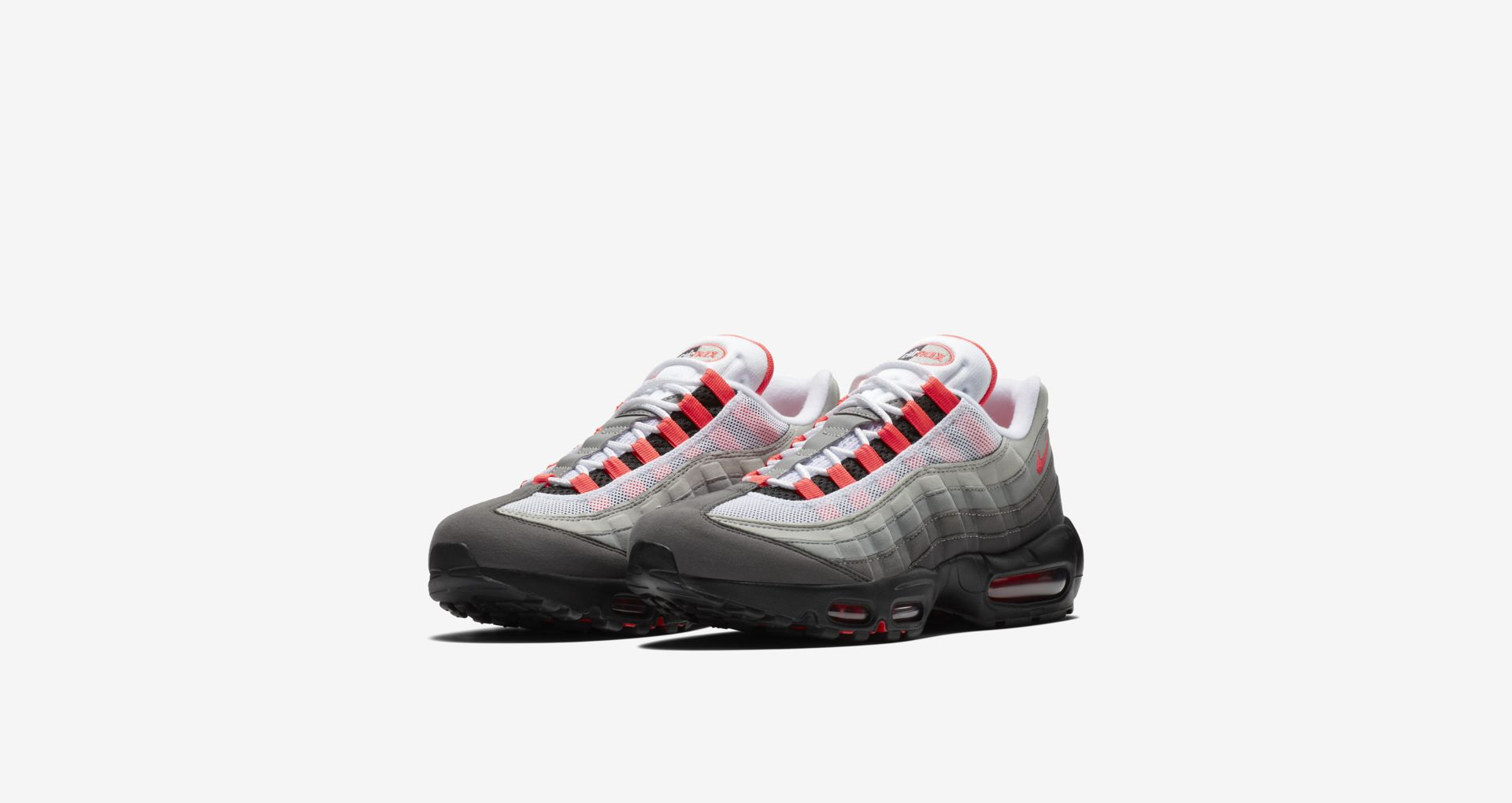 AT2865 100 Nike Air Max 95 Solar Red 1