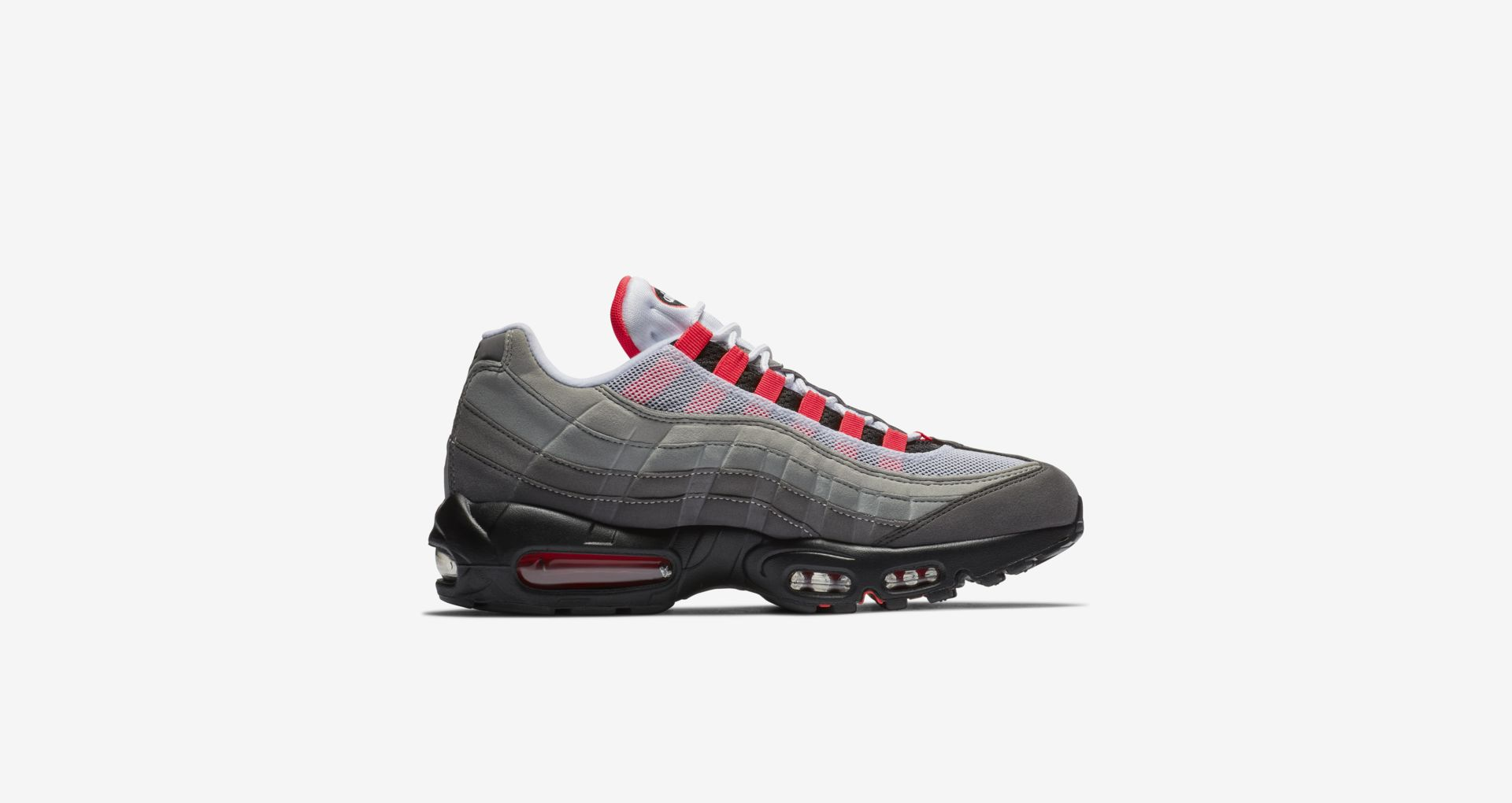 AT2865 100 Nike Air Max 95 Solar Red 3