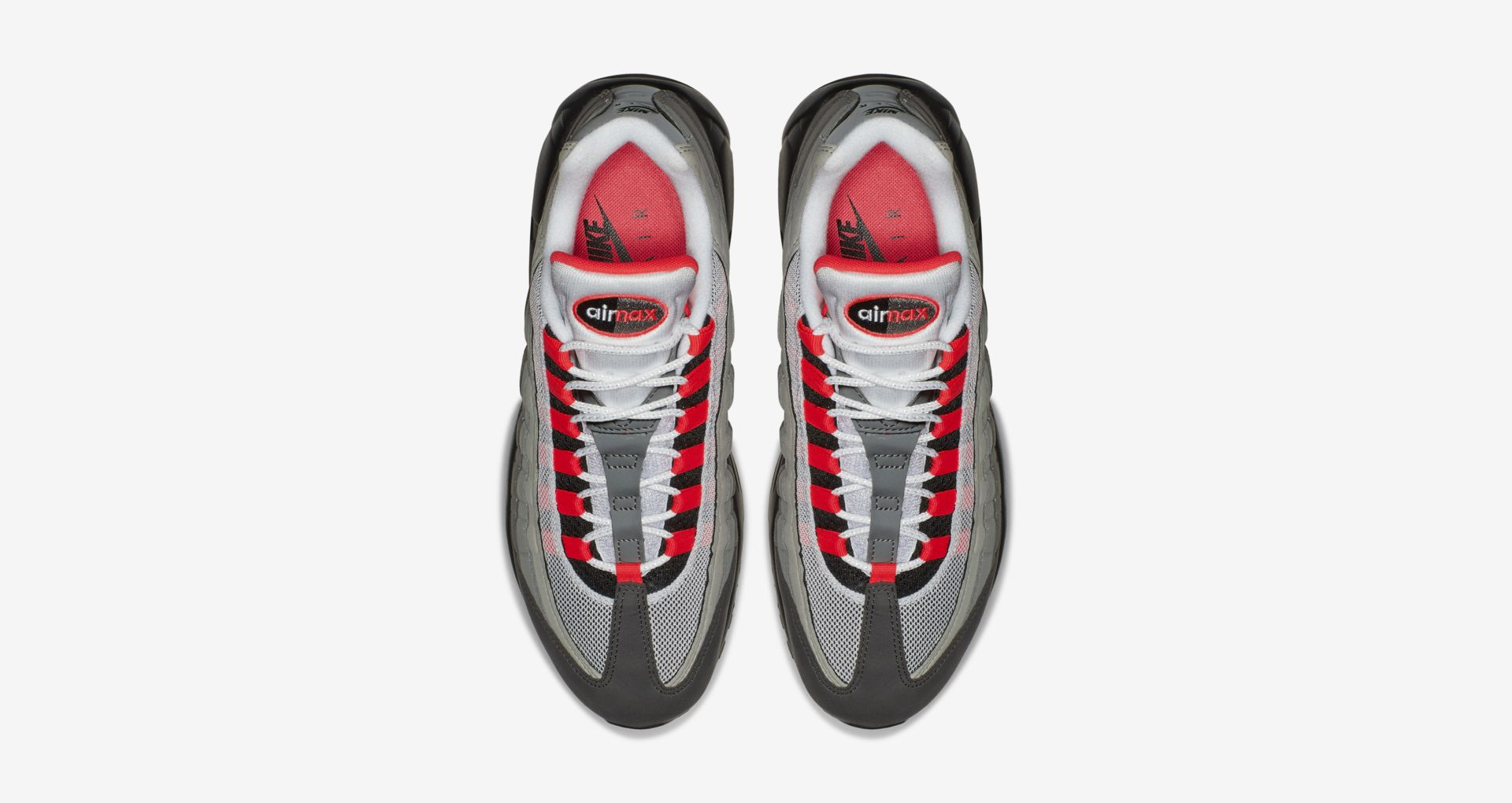 AT2865 100 Nike Air Max 95 Solar Red 4