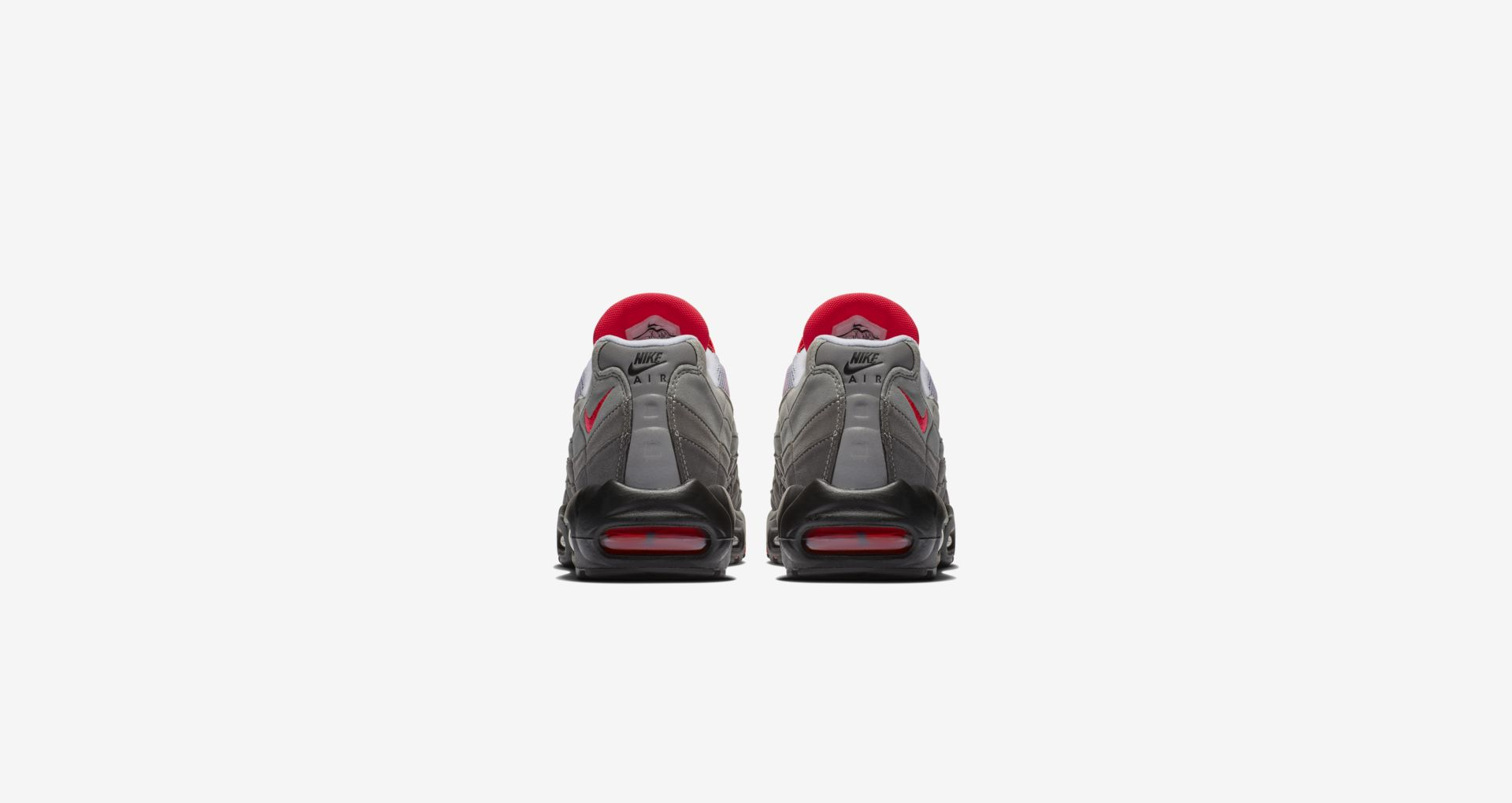 AT2865 100 Nike Air Max 95 Solar Red 5
