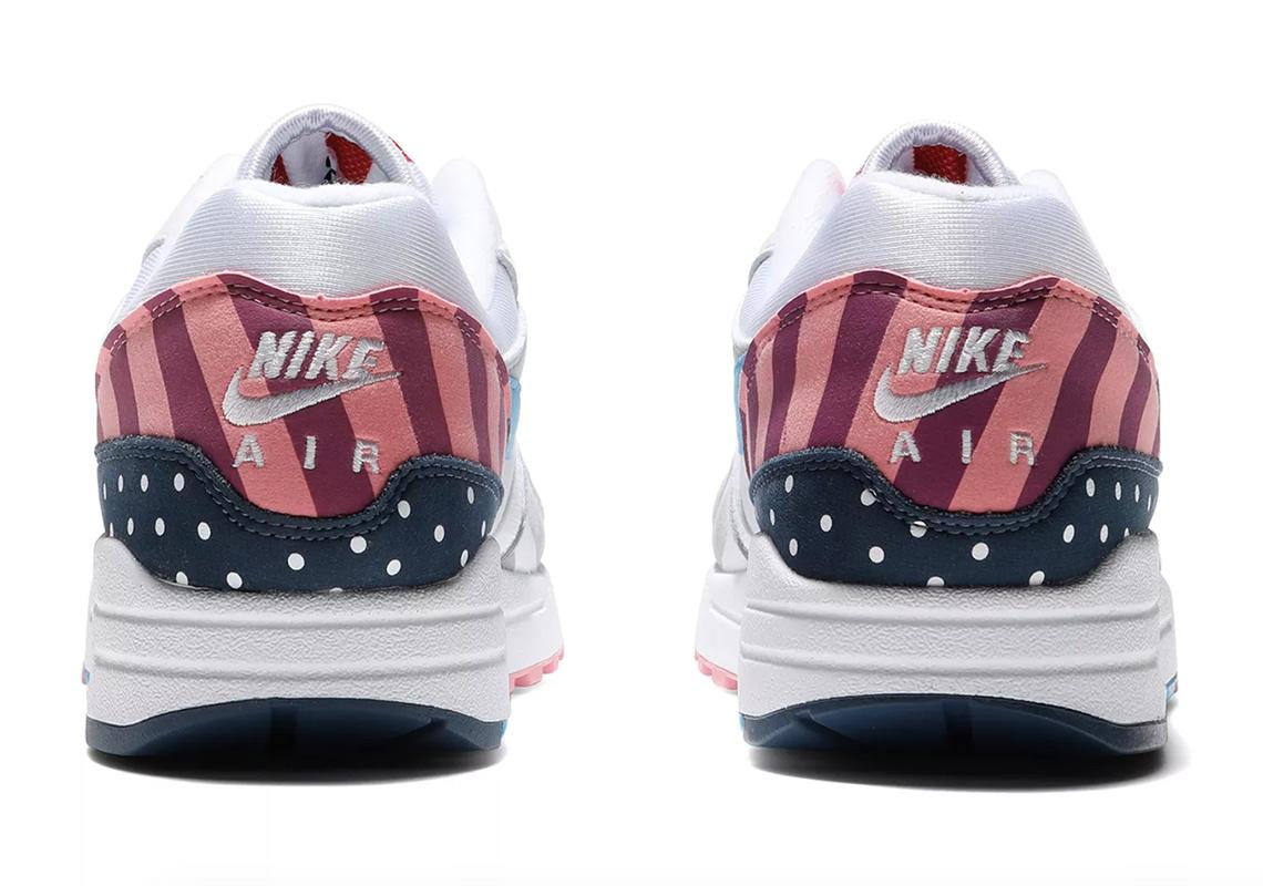 AT3057 100 Parra x Nike Air Max 1 4