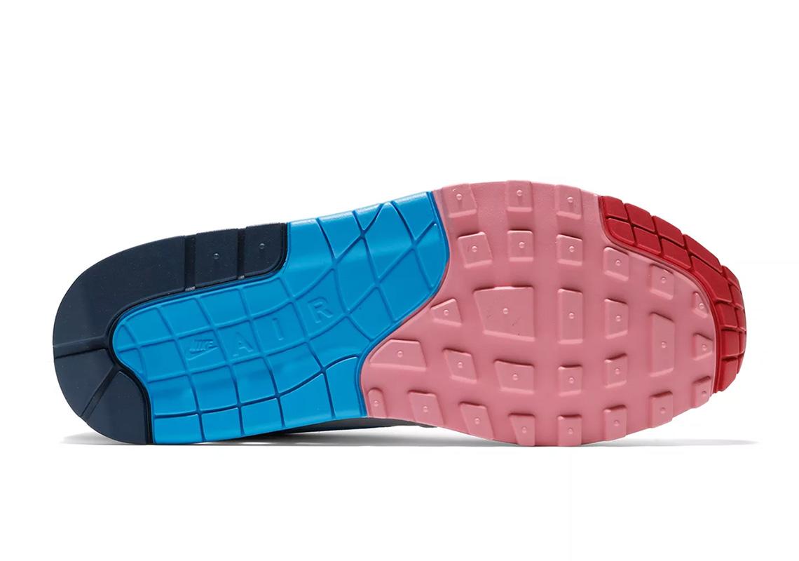 AT3057 100 Parra x Nike Air Max 1 5
