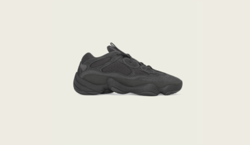 adidas Yeezy 500 – Utility Black