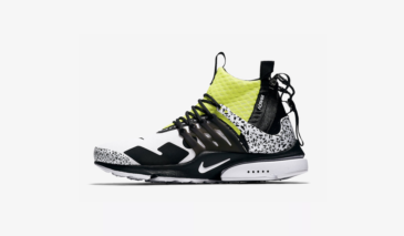 ACRONYM x Nike Air Presto Mid – Dynamic Yellow