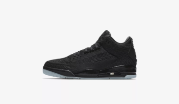 Air Jordan 3 Flyknit – Black