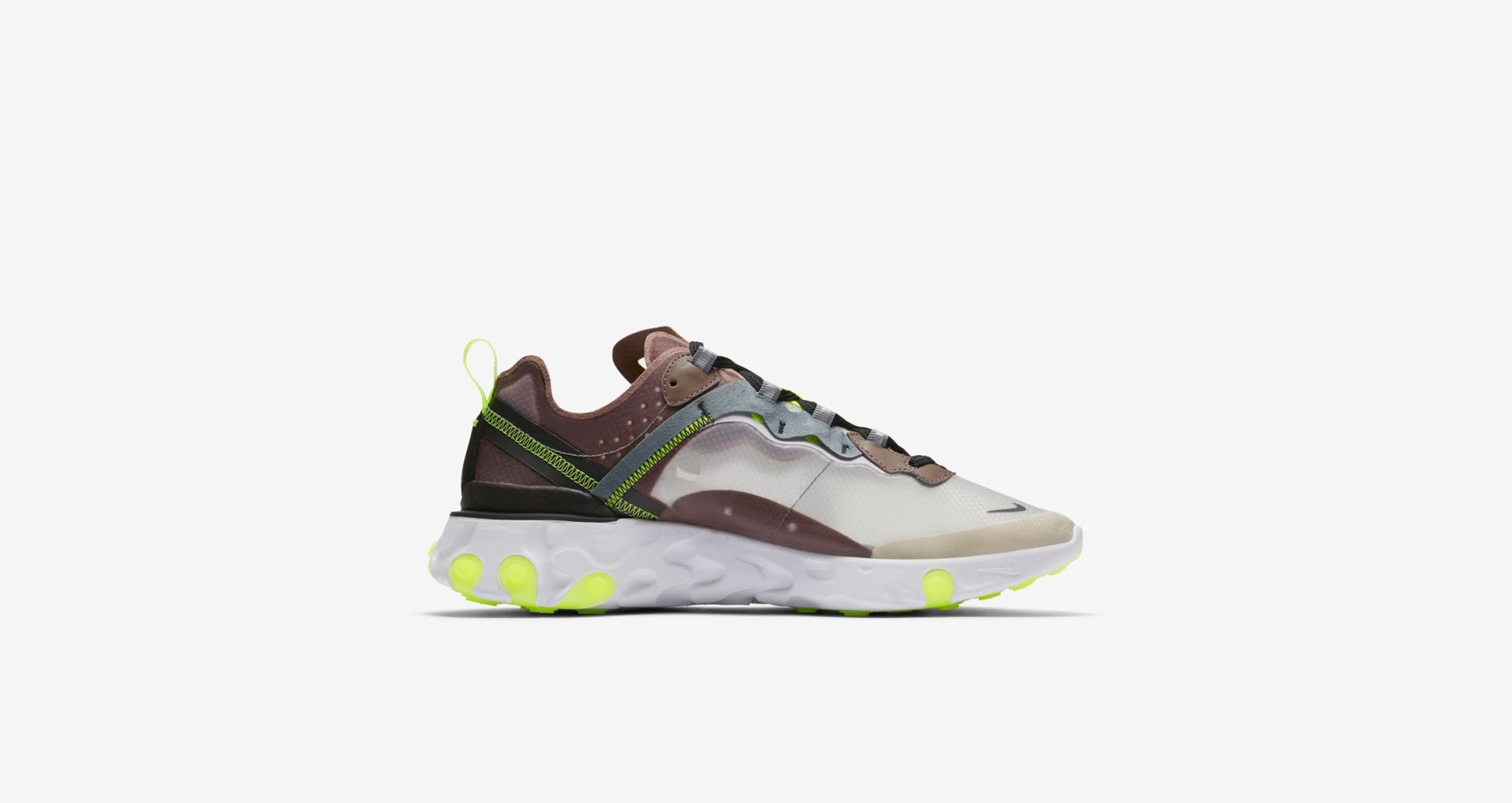 AQ1090 002 Nike React Element 87 Desert Sand 2