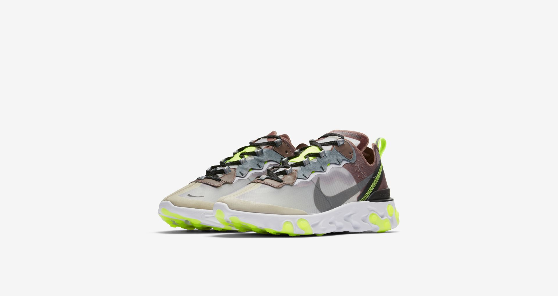 AQ1090 002 Nike React Element 87 Desert Sand 5