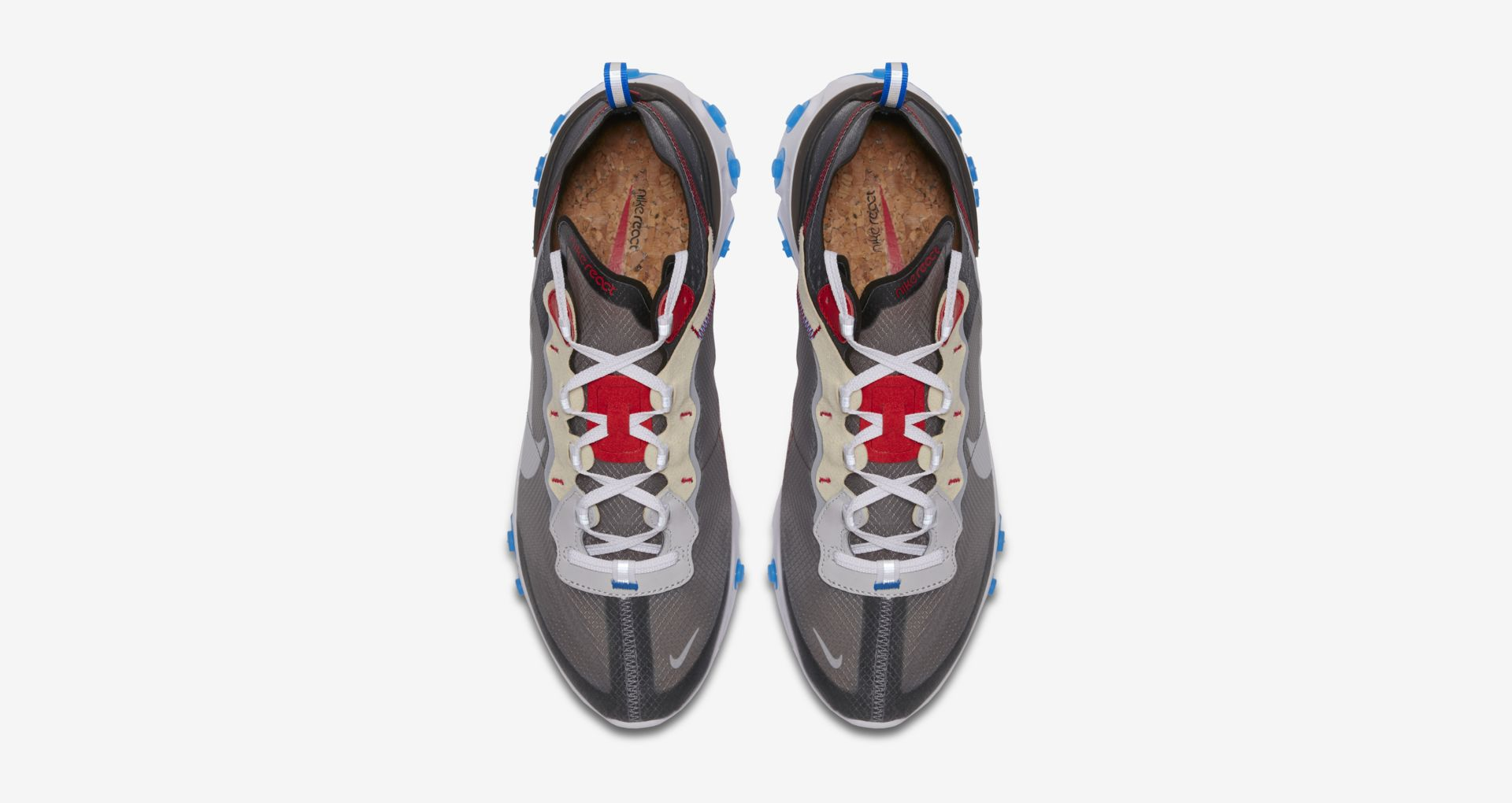 AQ1090 003 Nike React Element 87 Dark Grey 3