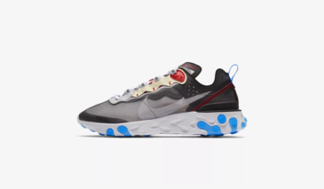 Nike React Element 87 – Dark Grey