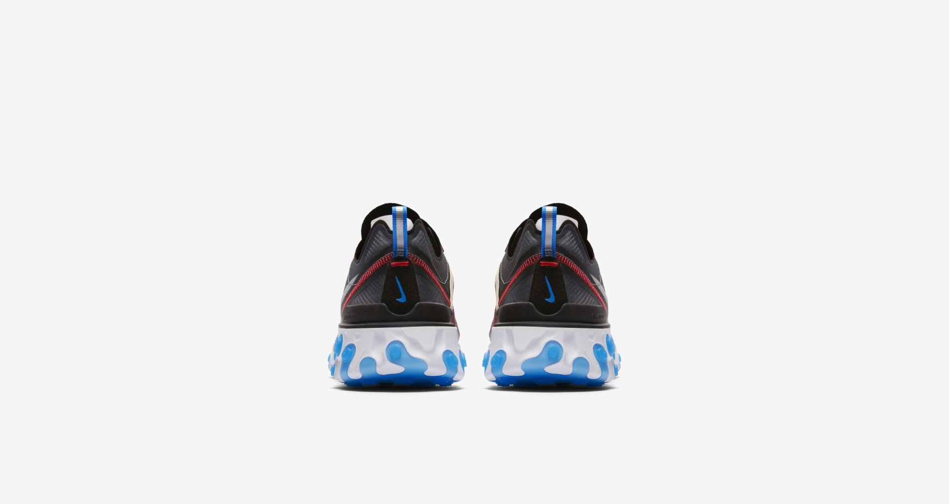AQ1090 003 Nike React Element 87 Dark Grey 5