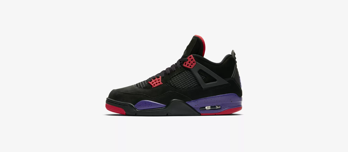 AQ3816 065 Air Jordan 4 Retro Raptor