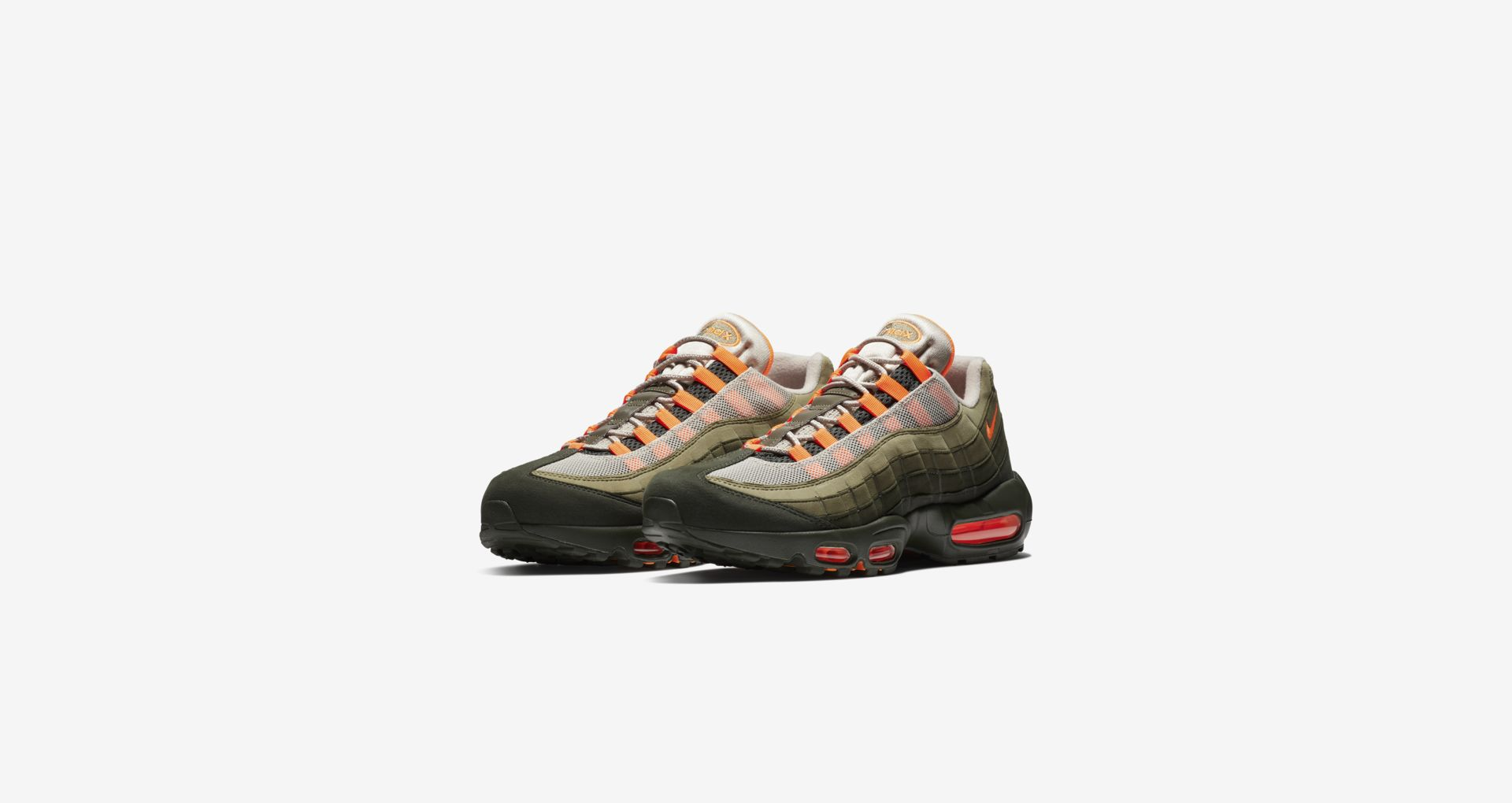 AT2865 200 Nike Air Max 95 OG Total Orange 1
