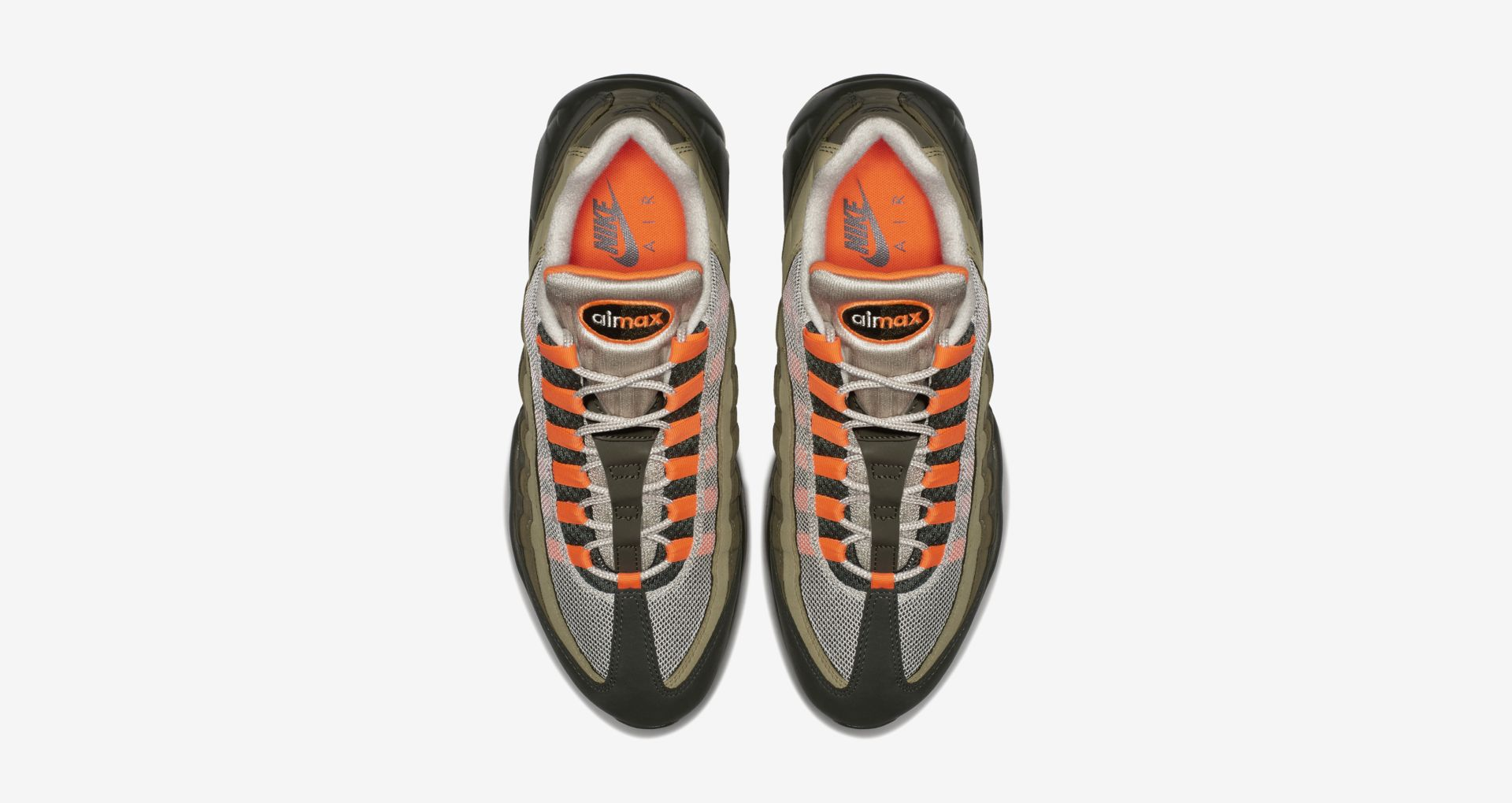 AT2865 200 Nike Air Max 95 OG Total Orange 4