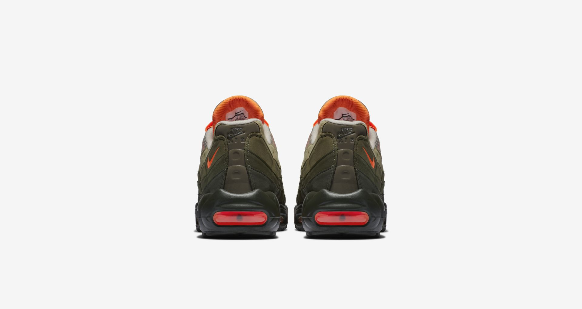 AT2865 200 Nike Air Max 95 OG Total Orange 5