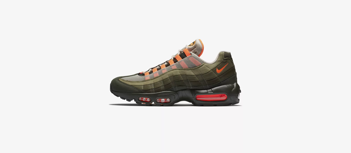 AT2865 200 Nike Air Max 95 OG Total Orange