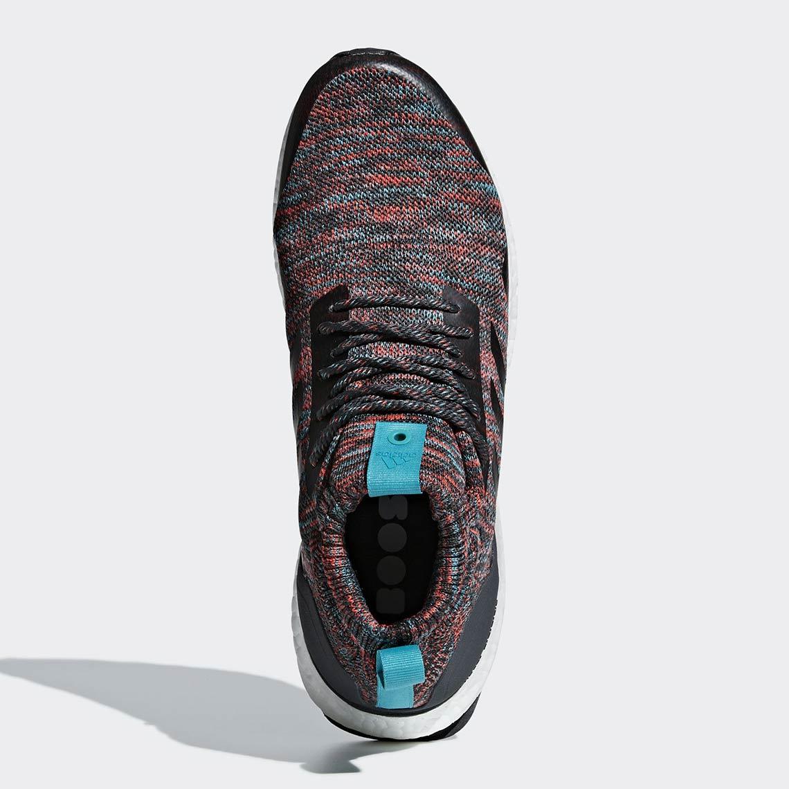 G26843 adidas Ultra Boost Mid Black Multicolor 4