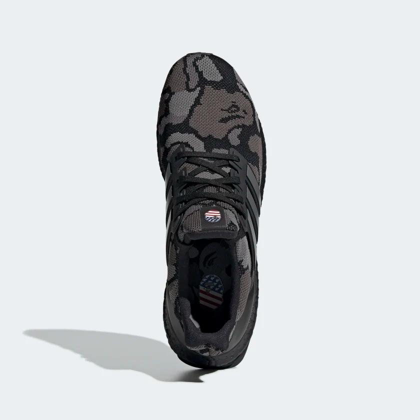 G54784 BAPE x adidas UltraBOOST Black Camo 2